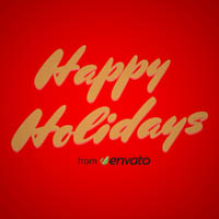Happy Holidays from Everyone at Envato