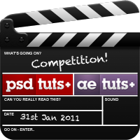 Aetuts+ Photoshop Contest! Wait… What?
